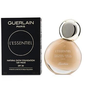 Guerlain L'Essentiel Natural Glow Foundation 16H Wear SPF 20 - # 02N Light