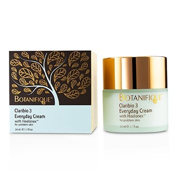 Botanifique Claribio 3 Everyday Cream - For Problem Skin