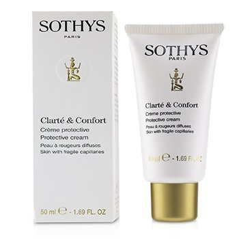 Sothys Clarte & Comfort Protective Cream - For Skin With Fragile Capillaries