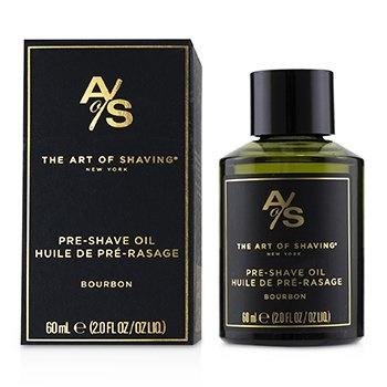 The Art Of Shaving Pre Shave Oil - Bourbon