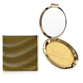Becca Shimmering Skin Perfector Pressed Powder - # Gold Lava