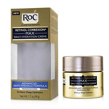 ROC Retinol Correxion Max Daily Hydration Creme (Fragrance Free)