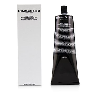Grown Alchemist Body Cream - Mandarin & Rosemary Leaf