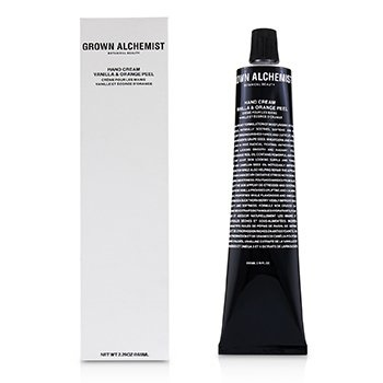 Grown Alchemist Hand Cream - Vanilla & Orange Peel