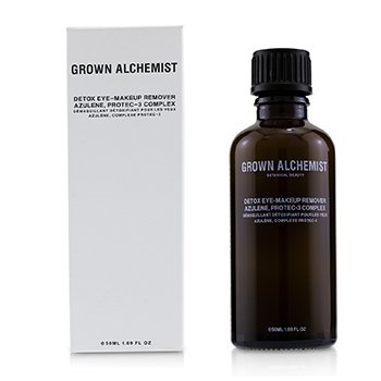Grown Alchemist Detox Eye-Makeup Remover - Azulene & Protec-3 Complex
