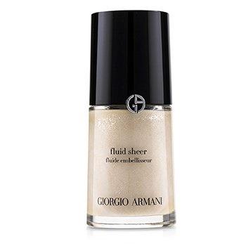 Giorgio Armani Fluid Sheer - # 1 (Box Slightly Damaged)