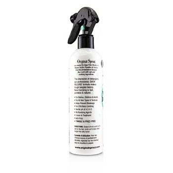Original Sprout Natural Family Collection Miracle Detangler (For Babies & Up - Tangle & Frizz-Free)