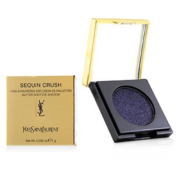 Yves Saint Laurent Sequin Crush Glitter Shot Eye Shadow - # 8 Louder Blue