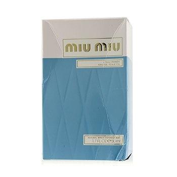 Miu Miu L'Eau Rose EDT Spray (Box Slightly Damaged)