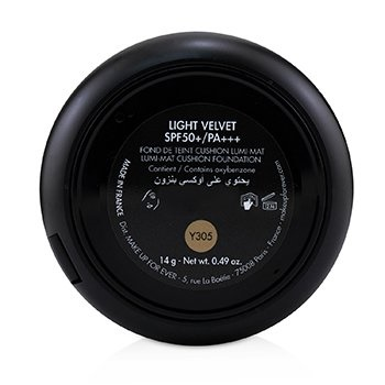Make Up For Ever Light Velvet Cushion Foundation SPF 50 - # Y305 (Soft Beige)