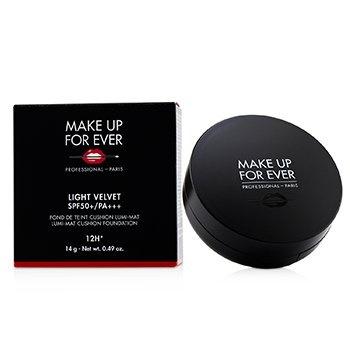 Make Up For Ever Light Velvet Cushion Foundation SPF 50 - # Y315 (Sand)