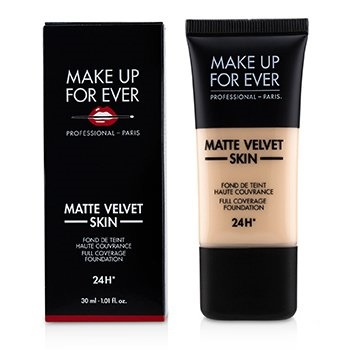 Make Up For Ever Matte Velvet Skin Full Coverage Foundation - # R210 (Pink Alabaster)