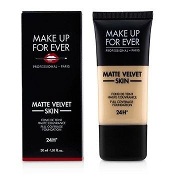 Make Up For Ever Matte Velvet Skin Full Coverage Foundation - # Y235 (Ivory Beige)