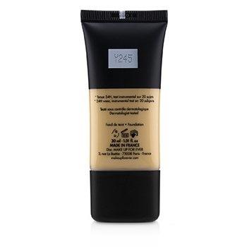 Make Up For Ever Matte Velvet Skin Full Coverage Foundation - # Y245 (Soft Sand)