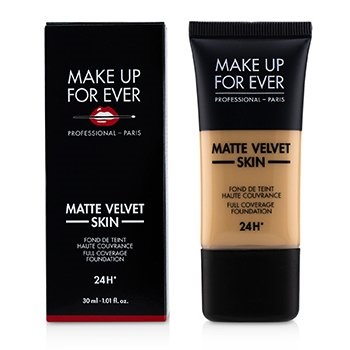 Make Up For Ever Matte Velvet Skin Full Coverage Foundation - # Y315 (Sand)