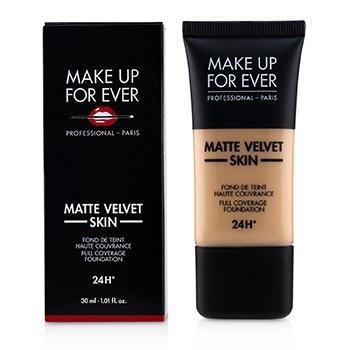 Make Up For Ever Matte Velvet Skin Full Coverage Foundation - # Y325 (Flesh)