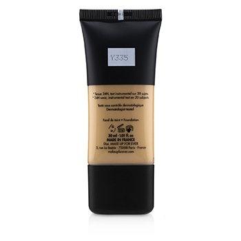 Make Up For Ever Matte Velvet Skin Full Coverage Foundation - # Y335 (Dark Sand)