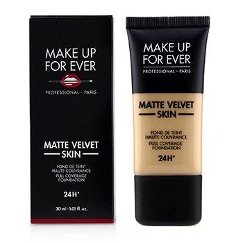 Make Up For Ever Matte Velvet Skin Full Coverage Foundation - # Y365 (Desert)
