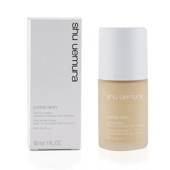 Shu Uemura Petal Skin Fluid Foundation SPF 20 - # 574 Light Sand