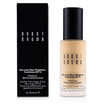 Bobbi Brown Skin Long Wear Weightless Foundation SPF 15 - # Sand