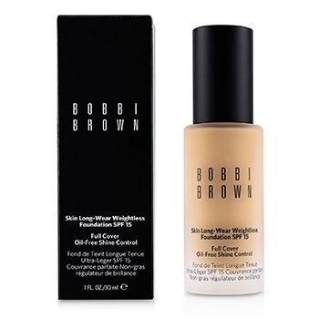 Bobbi Brown Skin Long Wear Weightless Foundation SPF 15 - # Beige