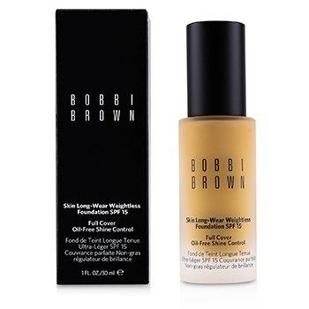 Bobbi Brown Skin Long Wear Weightless Foundation SPF 15 - # Golden Natural