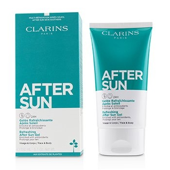 Clarins After Sun Refreshing After Sun Gel - For Face & Body