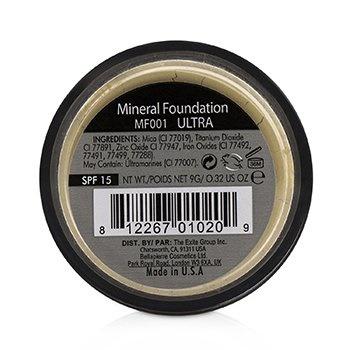 Bellapierre Cosmetics Mineral Foundation SPF 15 - # Ultra