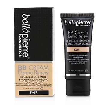 Bellapierre Cosmetics Derma Renew BB Cream SPF 15 - # Fair
