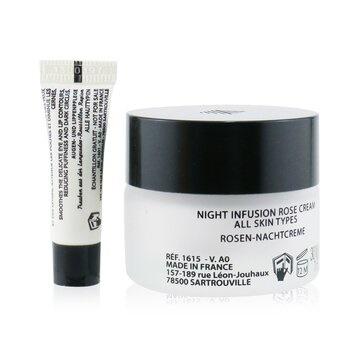 Academie Aromatherapie Night Infusion Rose Cream