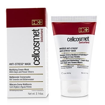 Cellcosmet & Cellmen Cellcosmet Anti-Stress Mask - Ideal For Stressed, Sensitive or Reactive Skin