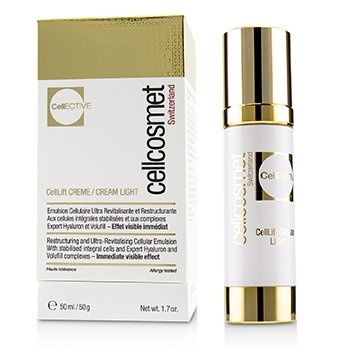 Cellcosmet & Cellmen Cellcosmet Cellective CellLift Cream Light (Restructuring & Ultra Revitalising Cellular Emulsion)