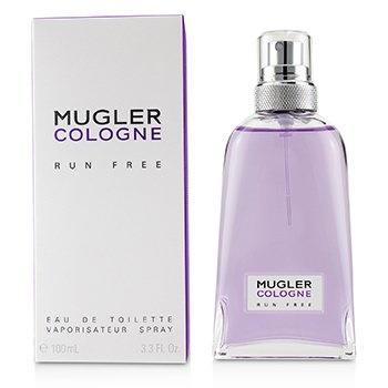 Thierry Mugler (Mugler) Mugler Cologne Run Free EDT Spray