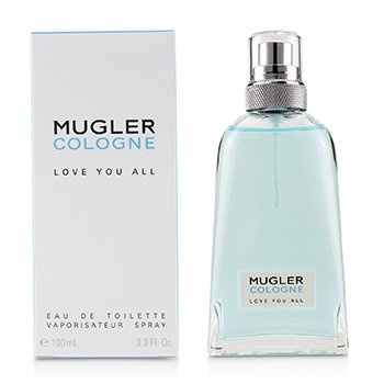 Thierry Mugler (Mugler) Mugler Cologne Love You All  EDT Spray