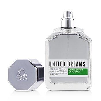 Benetton United Dreams Aim High EDT Spray