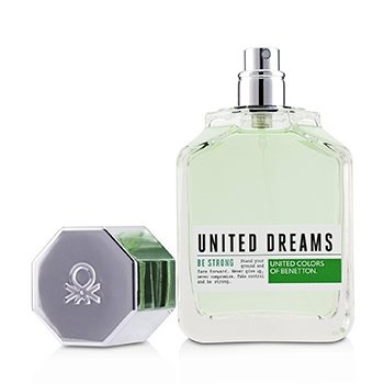 Benetton United Dreams Be Strong EDT Spray