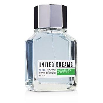 Benetton United Dreams Go Far EDT Spray