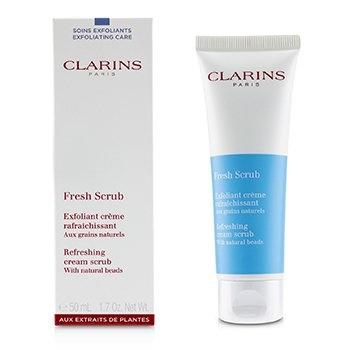 Clarins Fresh Scrub - Refreshing Cream Scrub