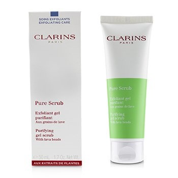 Clarins Pure Scrub - Purifying Gel Scrub