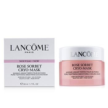 Lancome Rose Sorbet Cryo-Mask - Pore Tightening Smoothing Cooling Mask