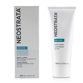 Neostrata Restore - Bionic Lotion 15% PHA (Skin-Fortifying Moisturizer For Face & Body)