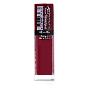 Bourjois Rouge Edition Velvet Lipstick - # 08 Grand Cru