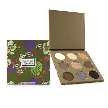 Winky Lux Eyeshadow Palette (9x Eyeshadow) - # Coffee