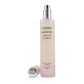 By Terry Baume De Rose All-Over Oil (For Face, Body & Hair)