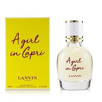 Lanvin A Girl In Capri EDT Spray