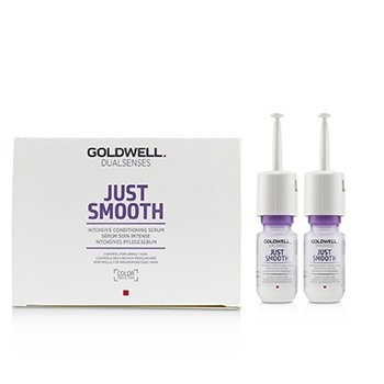 Goldwell Dual Senses Just Smooth Intensive Conditioning Serum (Control For Unruly Hair)