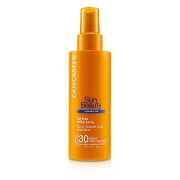 Lancaster Your Suncare Routine For A Legendary Goldan Tan Set: Oil-Free Milky Spray SPF 30 150ml + Tan Maximizer After Sun 125ml