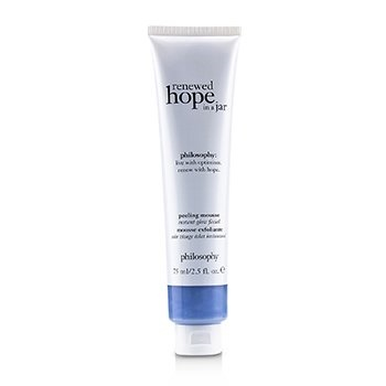 Philosophy Renewed Hope In A Jar Peeling Mousse (One-Minute Mini Facial Exfoliating Face Mask)