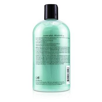 Philosophy Coconut Splash Shampoo, Shower Gel & Bubble Bath