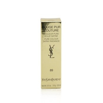 Yves Saint Laurent Rouge Pur Couture - #89 Prune Power
